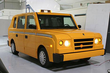 Taksi di New York
